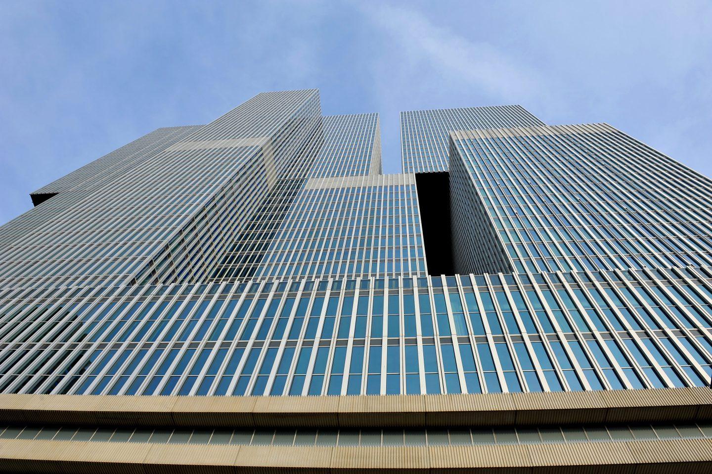 Gebouw De Rotterdam, 44 etages