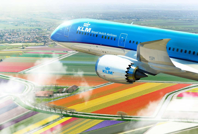 KLM Veiligheidsexpert in vakblad