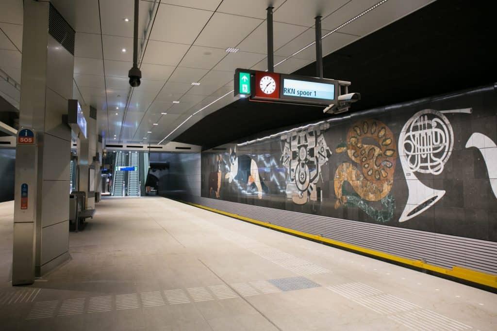 Station Rokin - Vakblad Veiligheid