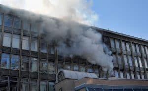 brand gebouwen bhv