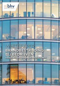 Brandbestrijding bij bedrijven Whitepaper NIBHV