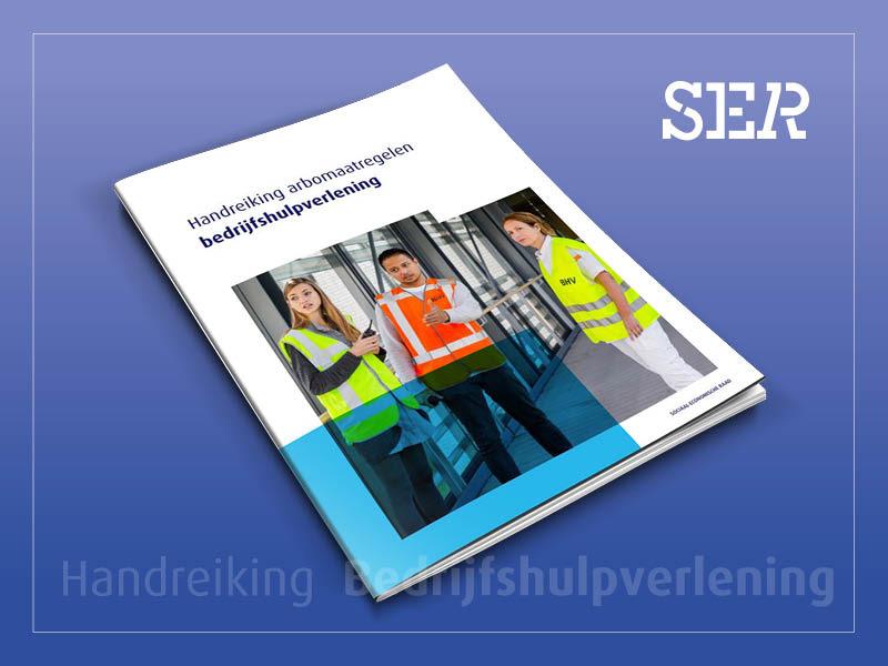 SER -Handreiking arbomaatregelen bedrijfshulpverlening