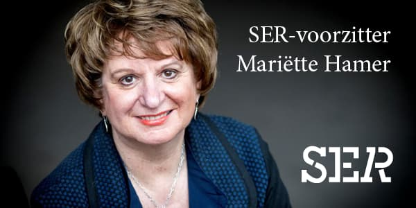 SER - Mariëtte Hamer