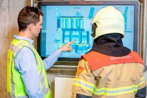 bhv samenwerking brandweer